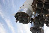 Rocket'S Vehicles