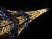Eiffeltoren hoek
