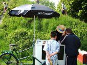 Icecream Tricycle