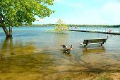 High Water Table Lake Ronkonkoma