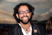 MOSCOW - JUNE 26: Venezuelan Director Marcel Rasquin. Grand prize