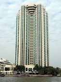 Riverside hotel in Bangkok