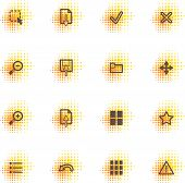 Viewer Icons, Dots Series