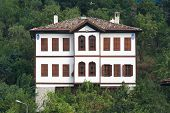 traditional house ottoman in old village of Safranbolu, Turkey