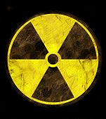 SIgn of radiation