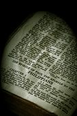Bíblia série Filipenses sépia