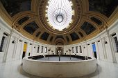 NEW YORK CITY - SEPTEMBER 26: Interior of the historic Alexander Hamilton U.S. Customs House, now a