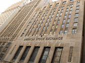 NEW YORK CITY - FEBRUARY 17: The historic American Stock Exchange (AMEX) is now controlled by the NY