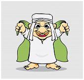 flag of arabia
