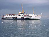 Istanbul City Ferryboat
