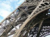 Eiffel Tower Steel Structure details