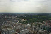 London From The Bt Tower
