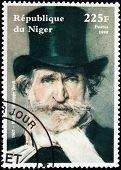 Giuseppe Verdi Stamp