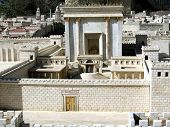 Second Temple. Jerusalem