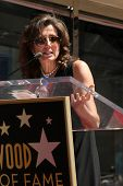 LOS ANGELES - SEP 6:  Amy Grant at the Hollywood Walk of Fame Ceremony for Vince Gill at Hard Rock C