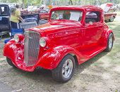1935 Chevy Std