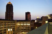 Des Moines Before Sunrise