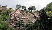 Traditional vilage in Bajawa