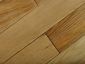 Diagonal Oak Flooring