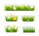 Grass set, bitmap copy