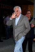 LOS ANGELES - JUN 2:  Steven Bochco arrives at the WGA's 101 Best Written Series Announcement at the