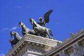 Rome Architecture Detail