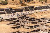 Ancient Teotihuacan Ruins