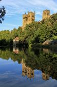 Durham Cathedral Reflection