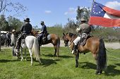 Confederate Cavalry Re-creation