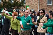 Mayor Michael Bloomberg At The Staten Island St. Patrick's Day Parade