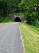Bluff Mountain Tunnel, Blue Ridge Parkway