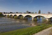 Ponte de Amboise, Indre Et Loira, centro, França