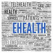 eHealth / e-Health | Conceptual Wallpaper