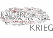 image of cold-war  - Word cloud  - JPG