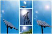 Solar Energy Collage