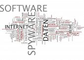 Word Cloud - Spyware