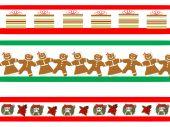 Christmas Borders Illustration