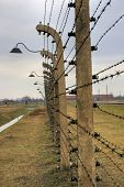 Nazi Concentration Camp Auschwitz Birkenau
