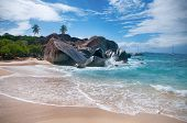 The Baths Landmark - Virgin Gorda (Tortola)