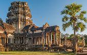 Gate To Angkor Ruins