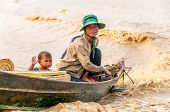 People From Tonle Sap Lake