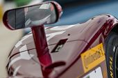 Daytona Beach, FL - Jan 03, 2014:  The Tudor United SportsCar Championship teams take to the track f
