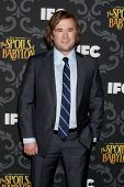 LOS ANGELES - 7 de JAN: Haley Joel Osment no IFC é