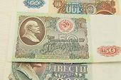 Money Of Russia.