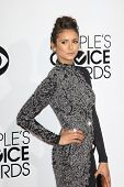 LOS ANGELES - JAN 8:  Nina Dobrev at the People's Choice Awards 2014 Arrivals at Nokia Theater at LA