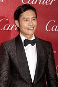 PALM SPRINGS - JAN 4:  Byung Hun Lee at the Palm Springs Film Festival Gala at Palm Springs Conventi