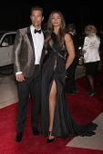 PALM SPRINGS - JAN 4:  Matthew McConaughey, Camila Alves McConaughey at the Palm Springs Film Festiv