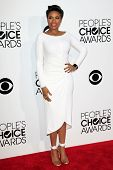 LOS ANGELES - JAN 8:  Jennifer Hudson at the People's Choice Awards 2014 Arrivals at Nokia Theater a