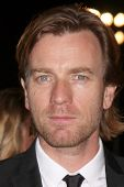PALM SPRINGS - JAN 4:  Ewan McGregor at the Palm Springs Film Festival Gala at Palm Springs Conventi