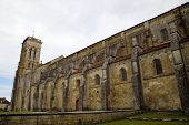 pic of church mary magdalene  - Basilique  of St - JPG